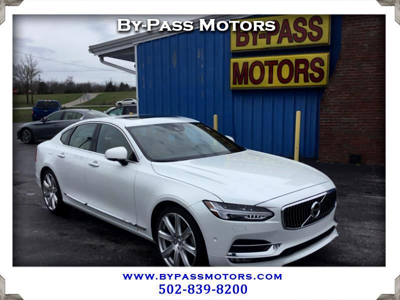 Volvo S90 T6 Inscription AWD 2017