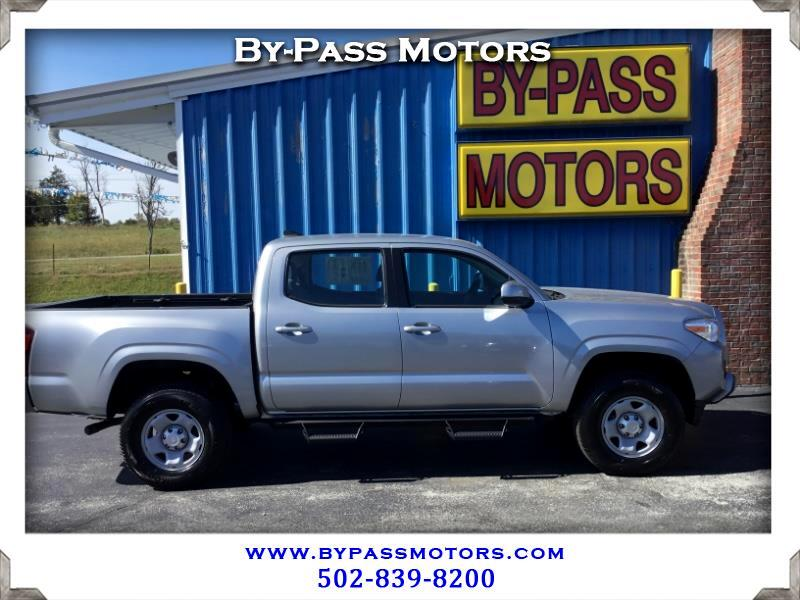 Toyota Tacoma 4WD Double Cab V6 AT SR (Natl) 2018