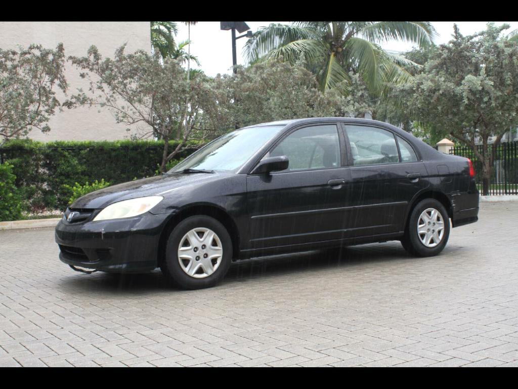 Honda Civic VP Sedan AT 2005