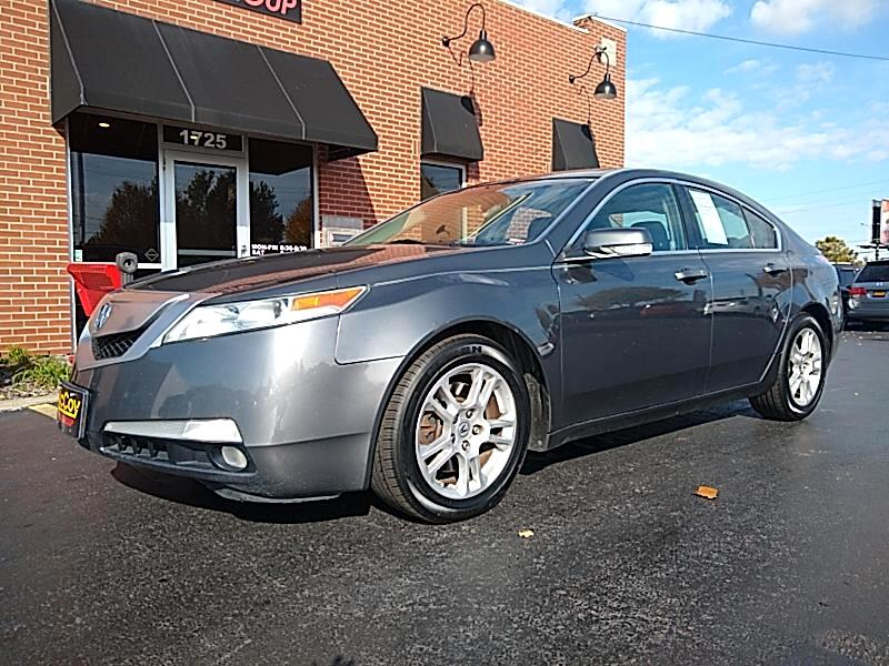 2011 Acura TL 5-Speed AT