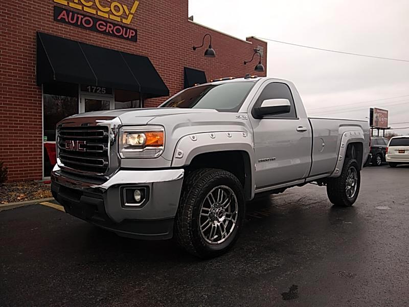 2015 GMC Sierra 2500HD SLE Long Box 4WD