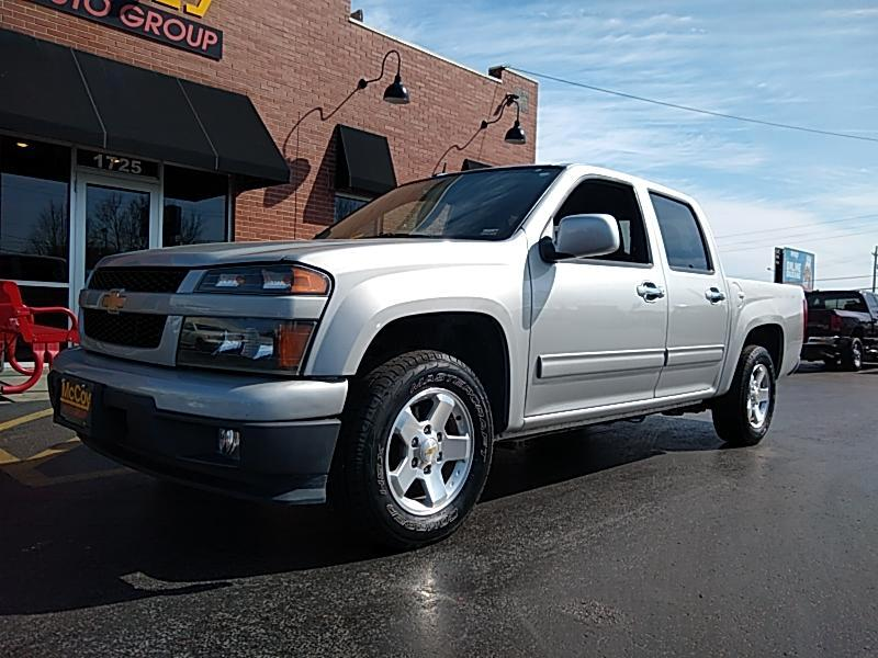 2010 Chevrolet Colorado LT1 Crew Cab 2WD