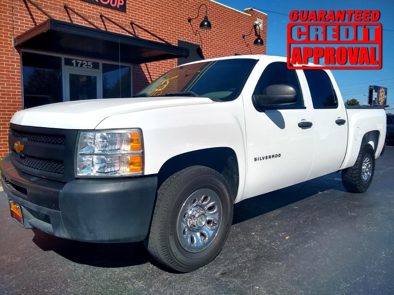 "Chevrolet Silverado 1500 2WD Crew Cab 143.5"" Work Truck 2013"