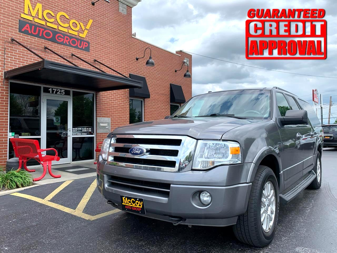Ford Expedition EL 4WD 4dr XLT 2012