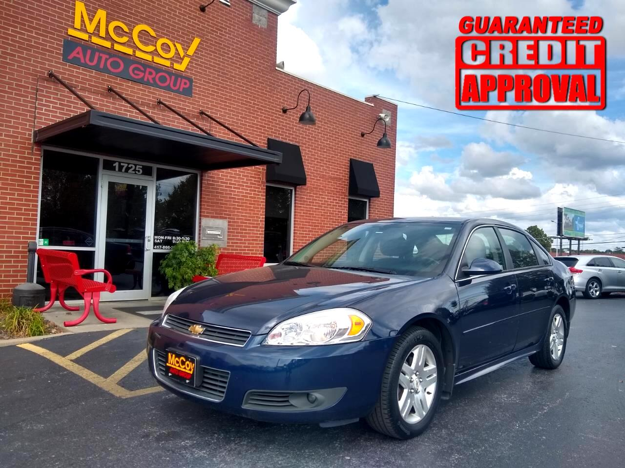 Chevrolet Impala 4dr Sdn LT Retail 2011