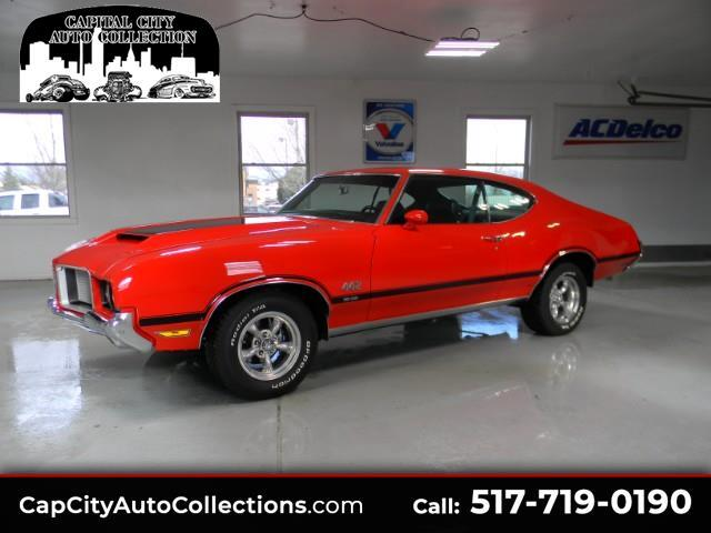 1972 Oldsmobile 442 W30