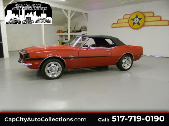 1968 Chevrolet Camaro 1SS Convertible