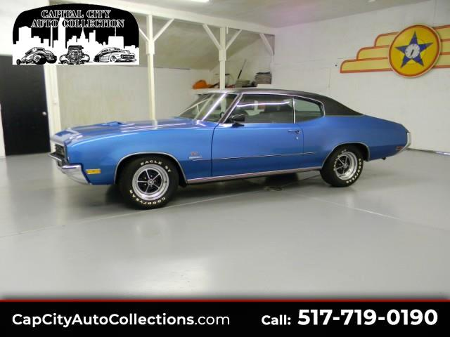1972 Buick Gran Sport Stage 1