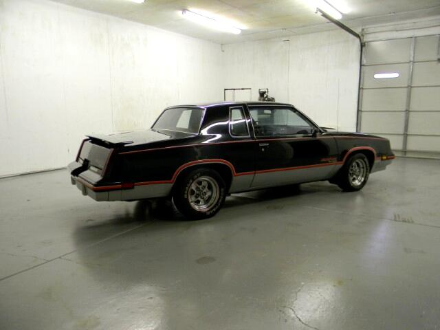 1983 Oldsmobile Cutlass Calais Base