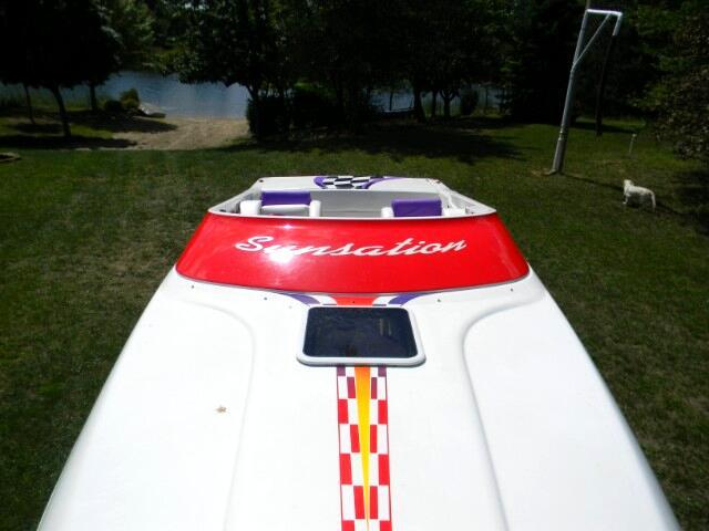 2000 Boat Marine Sunsation