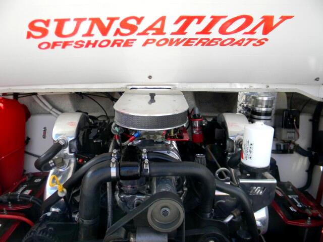 2000 Boat Marine Sunsation