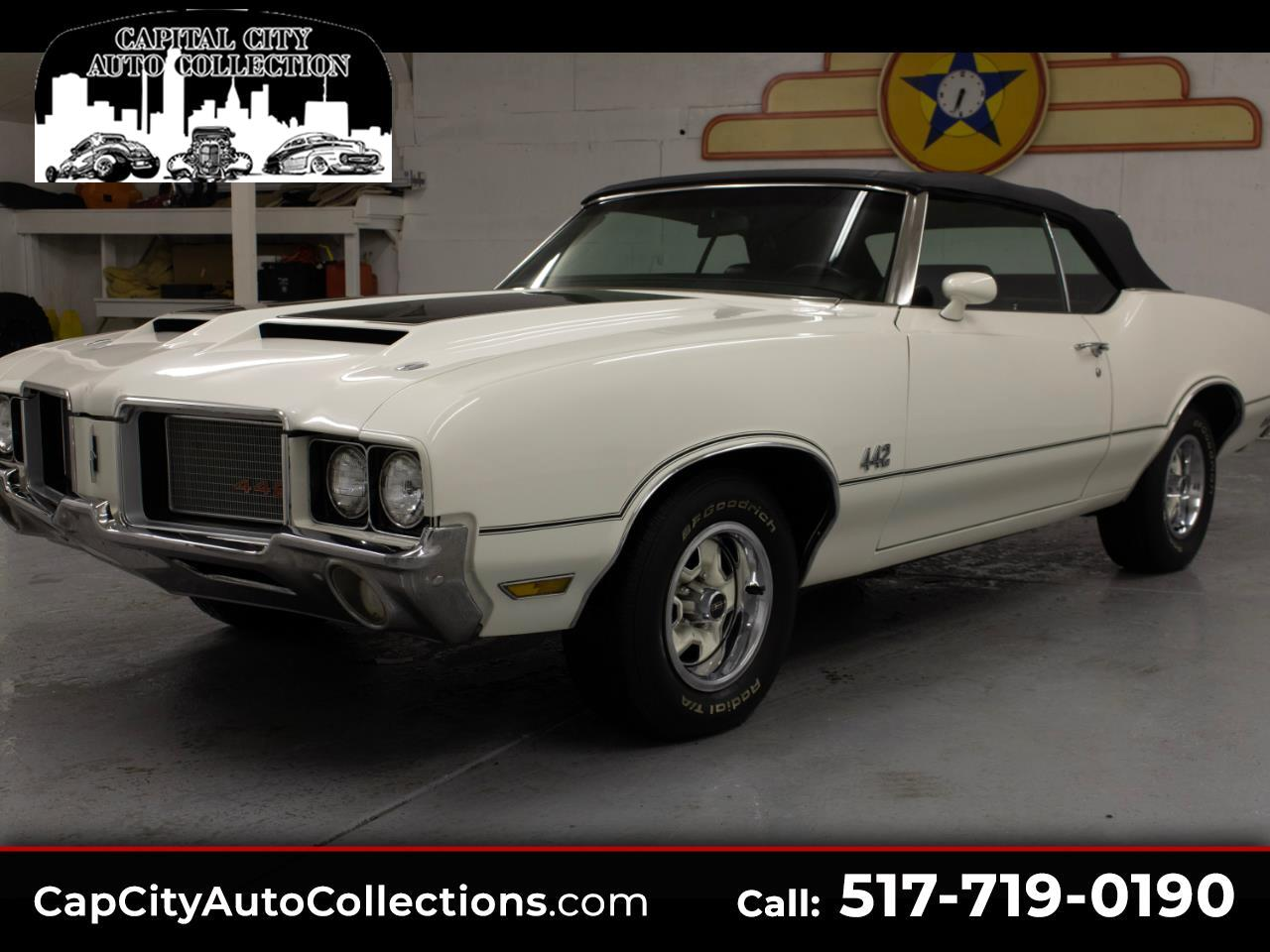 Oldsmobile 442 Convertible 1972