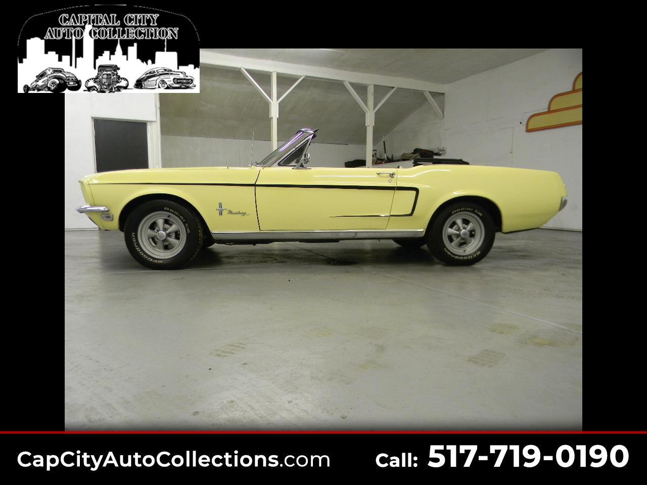 Ford Mustang 2dr Conv 1968