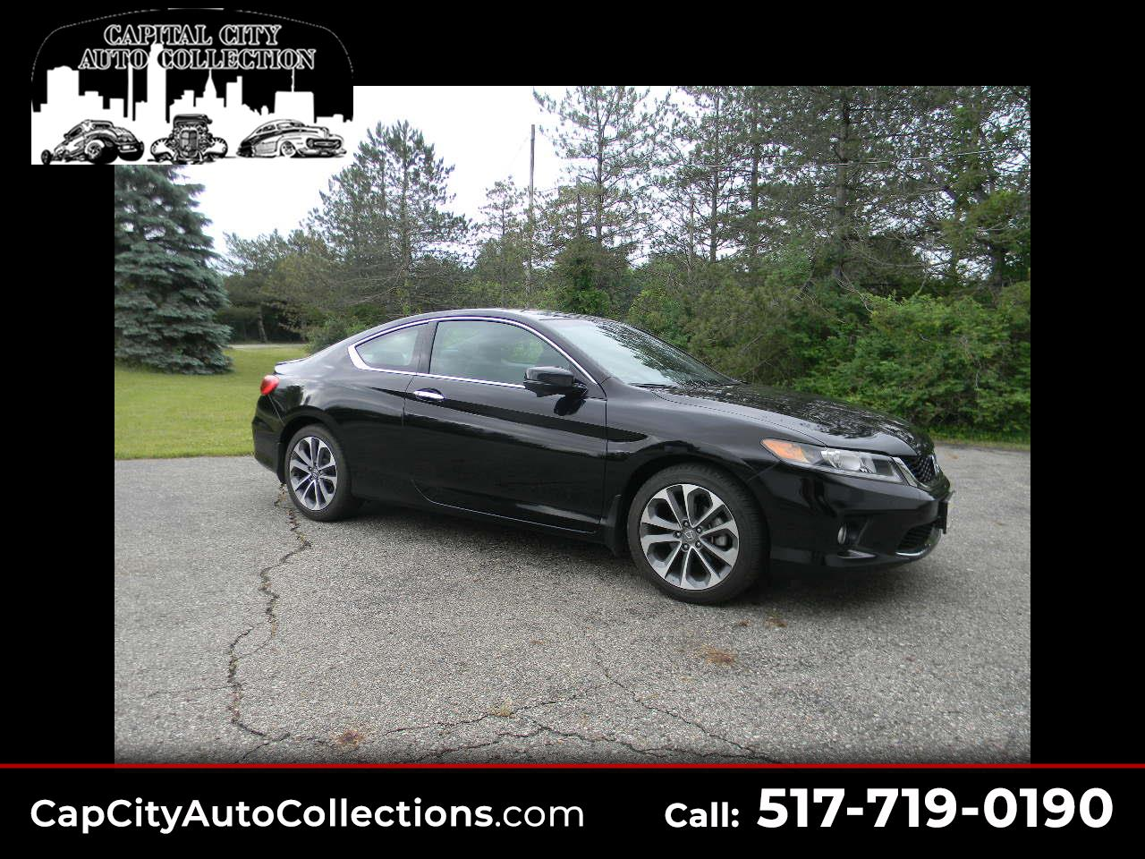 Honda Accord EX-L V6 Coupe MT 2013