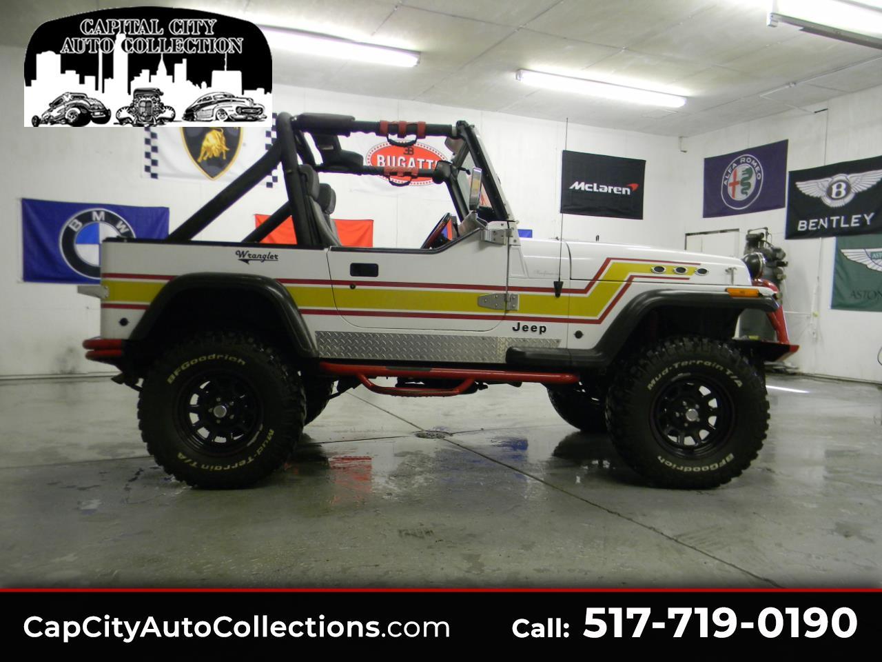 Jeep CJ-5  1987
