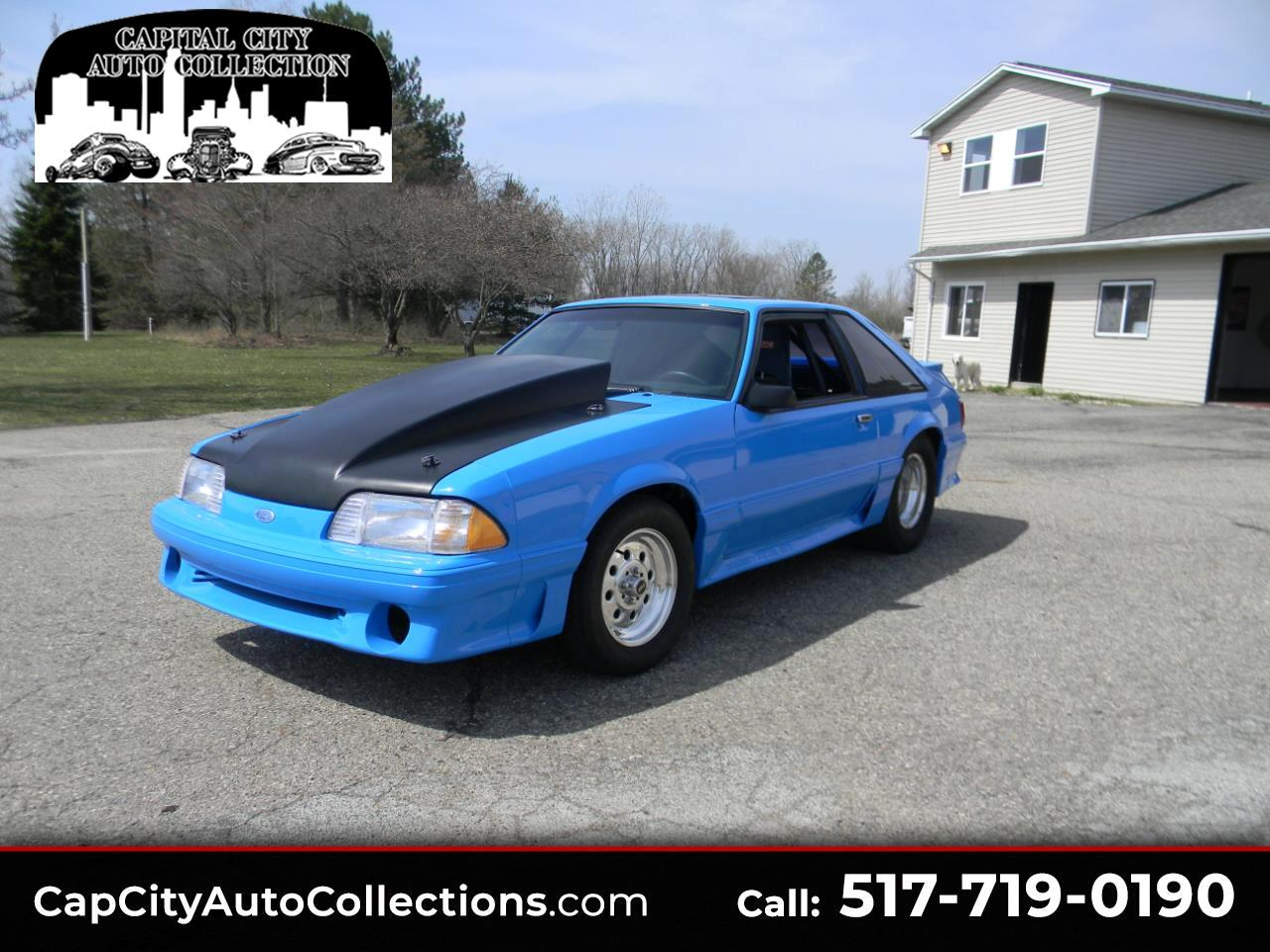 Ford Mustang  1988