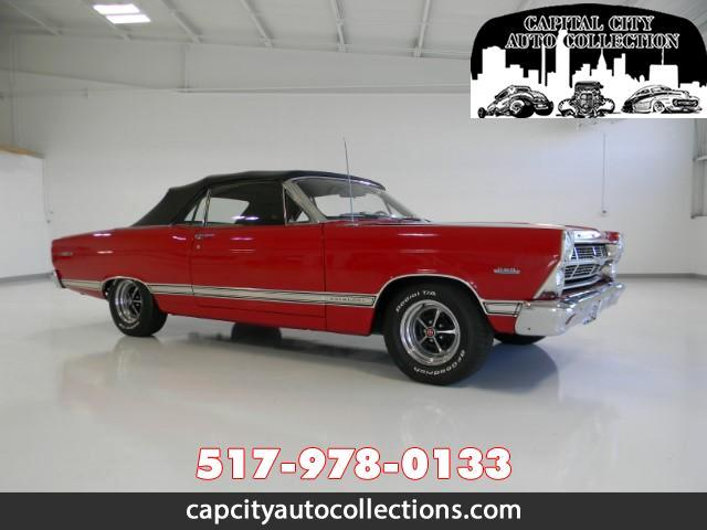 1967 Ford Fairlane 500 Convertible