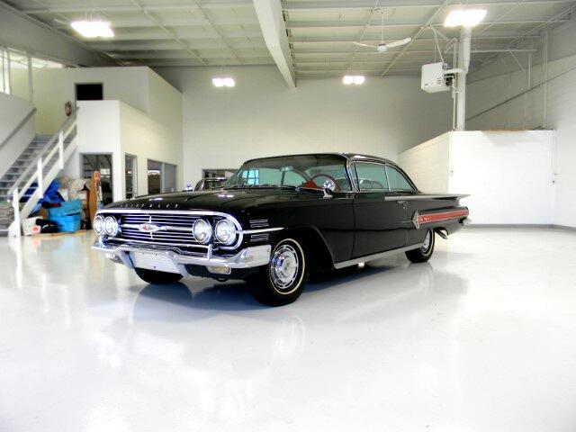 1960 Chevrolet Impala 4