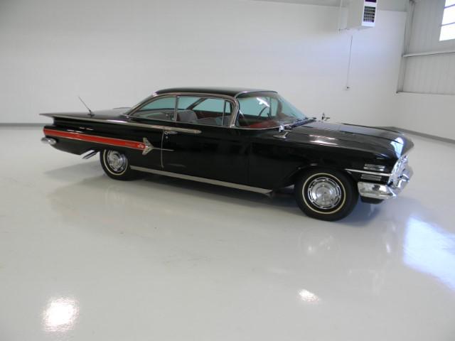 1960 Chevrolet Impala 12