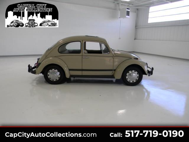 1967 Volkswagen Beetle Coupe 2 dr.