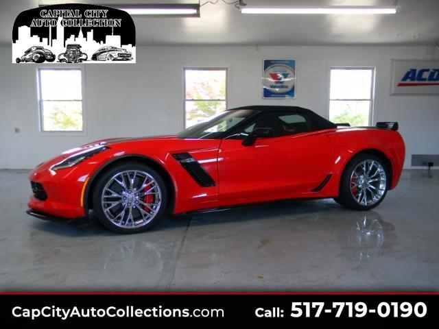 2015 Chevrolet Corvette 3LZ Z06 Convertible