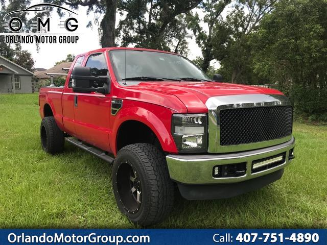 2009 Ford F-250 SD XLT SuperCab Short Bed 4WD