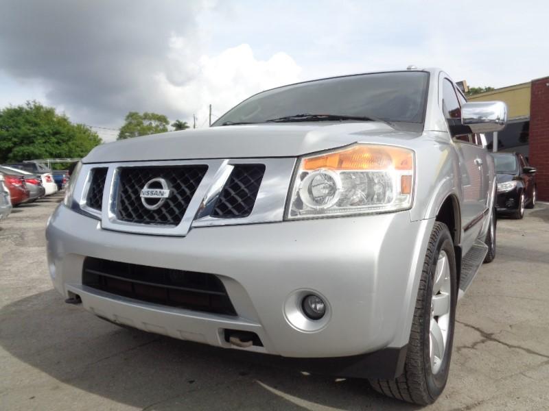 2010 Nissan Armada SE 2WD