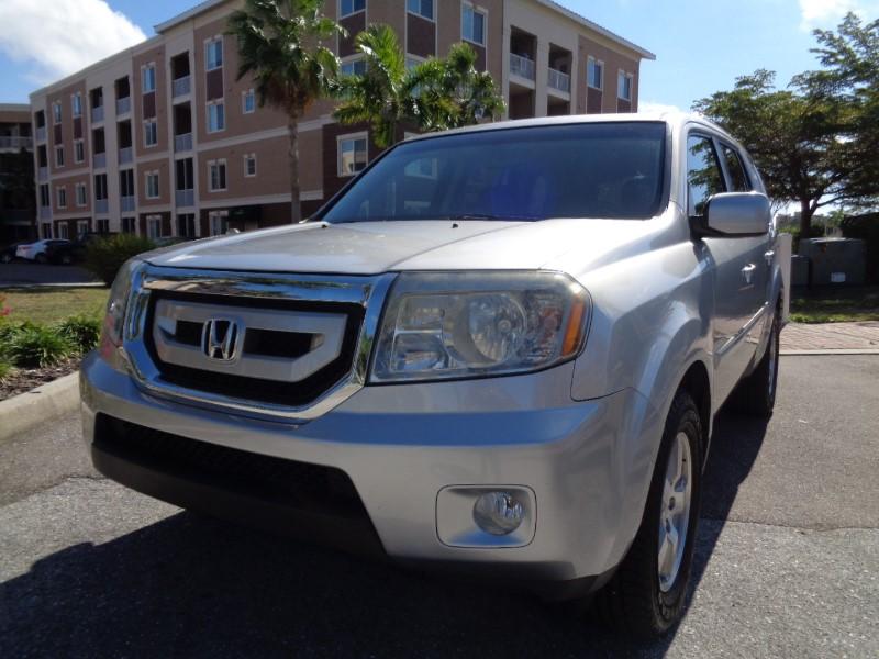 2010 Honda Pilot EX-L 2WD 5-Spd AT