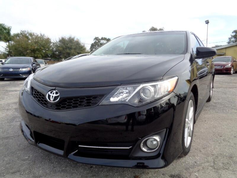2014 Toyota Camry 4dr Sdn I4 Auto SE Sport Limited Edition (Natl)