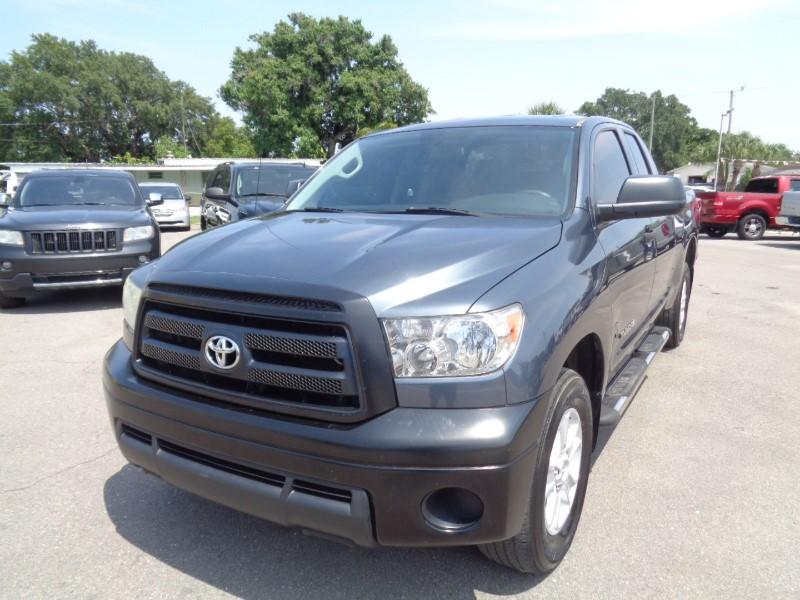 2010 Toyota Tundra Tundra-Grade Double Cab 4.6L 2WD