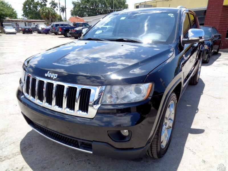 Jeep Grand Cherokee Limited 2WD 2011