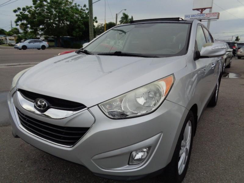 Hyundai Tucson GLS 2WD 2010