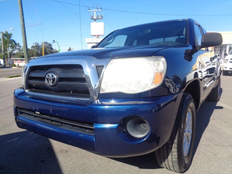 Toyota Tacoma Access Cab 2WD 2006
