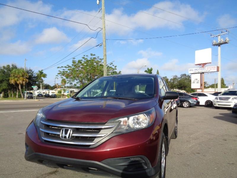 Honda CR-V LX 2WD 5-Speed AT 2012