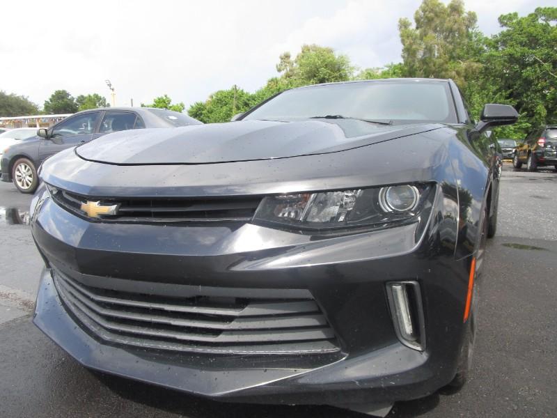 Chevrolet Camaro 1LT Coupe 2016