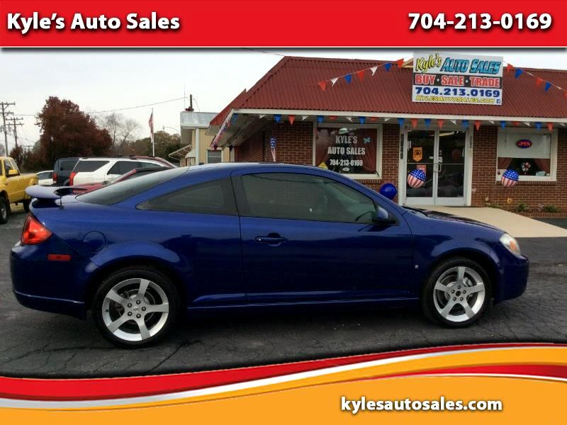 Used Tires Salisbury Nc >> Used 2007 Pontiac G5 GT Coupe for Sale in Salisbury NC ...