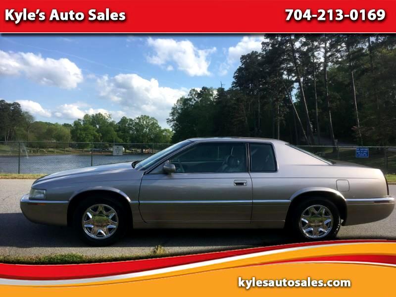 1996 Cadillac Eldorado ETC Touring Coupe