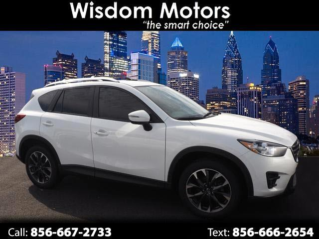 2016 Mazda CX-5 2016.5 AWD 4dr Auto Grand Touring