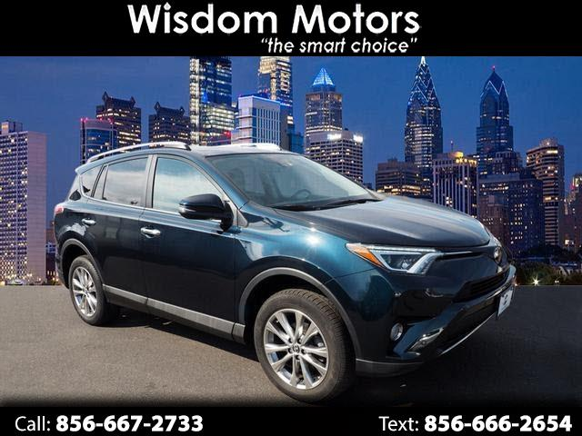 Toyota RAV4 Limited AWD (Natl) 2017