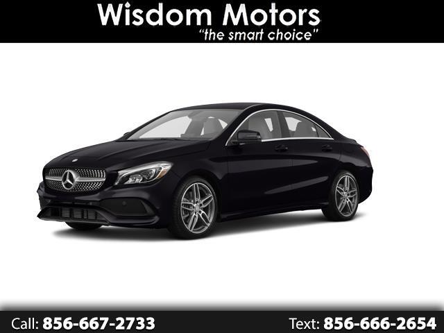 Mercedes-Benz CLA CLA 250 Coupe 2018