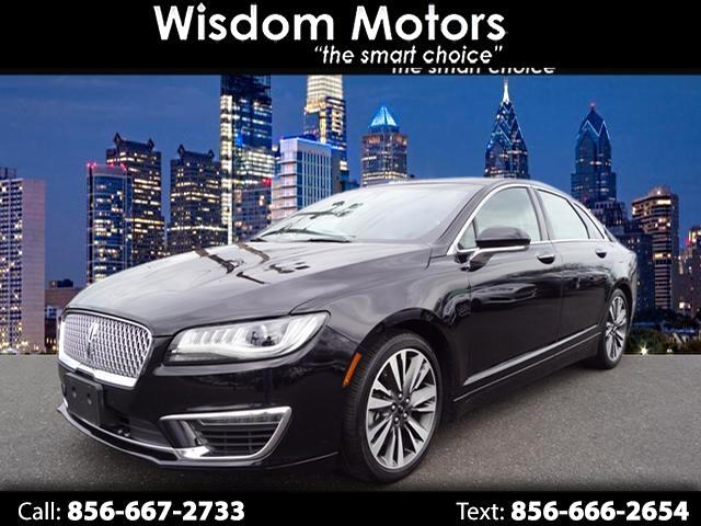 Lincoln MKZ Reserve AWD 2017