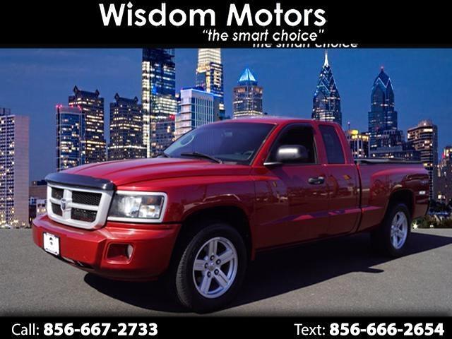 Dodge Dakota 4WD Ext Cab Bighorn/Lonestar 2010