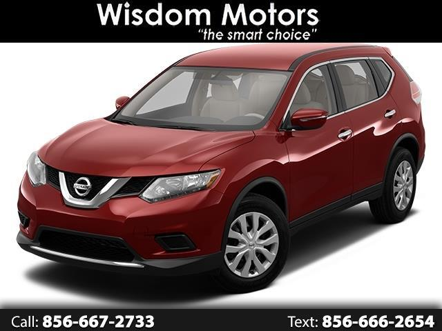Nissan Rogue AWD 4dr S 2014