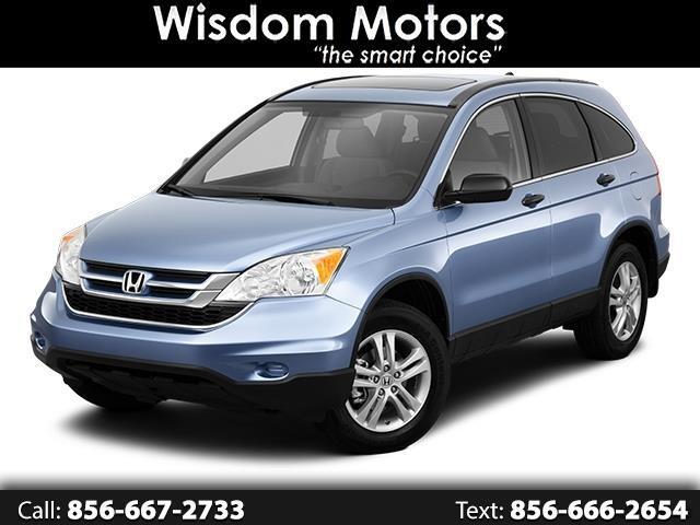 Honda CR-V 4WD 5dr EX 2011