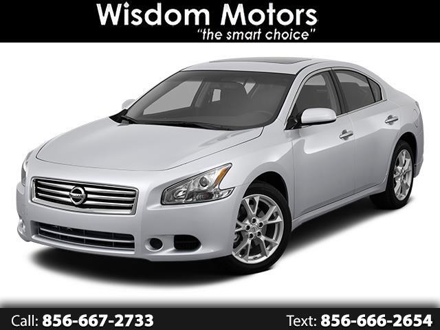 Nissan Maxima 4dr Sdn 3.5 S 2013