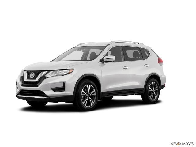Nissan Rogue FWD SV 2020