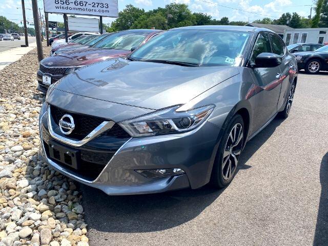 Nissan Maxima S 3.5L 2018