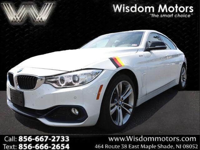 BMW 4 Series 4dr Sdn 428i xDrive AWD Gran Coupe SULEV 2016