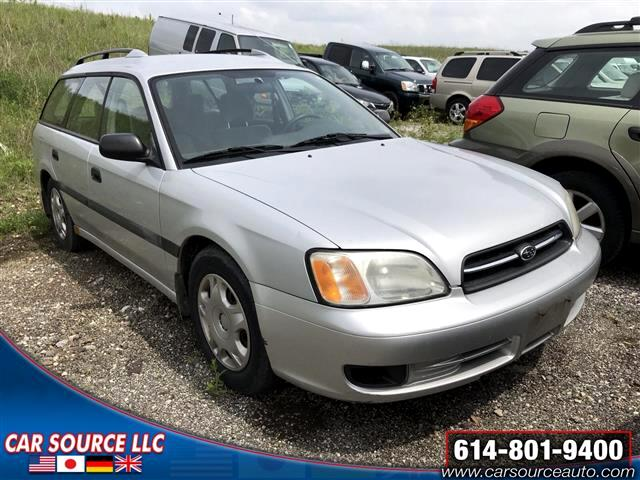 2002 Subaru Legacy Wagon L