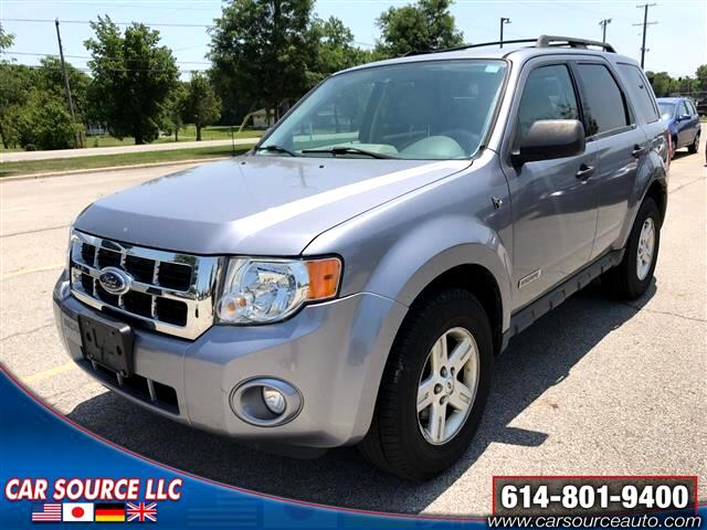 2008 Ford Escape Hybrid Hybrid